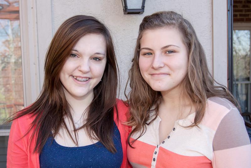 Claire & Alyssa