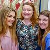 Claire, Kaitlyn & Erin