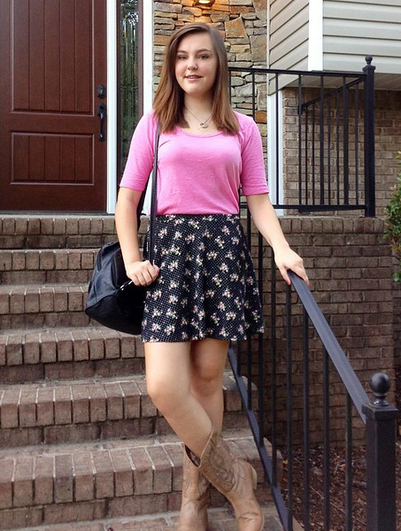 Claire - Ready for High School