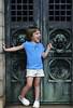 Claire - Oakland Cemetery, Atlanta, GA: 2003