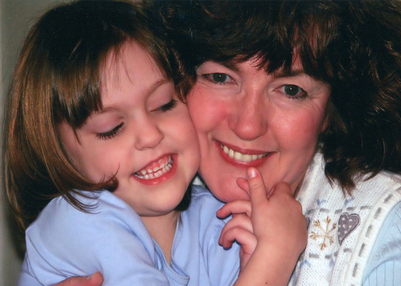 Claire and Mimi - 2003
