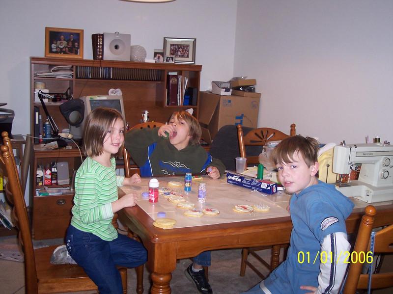 Claire, Brady & Myers