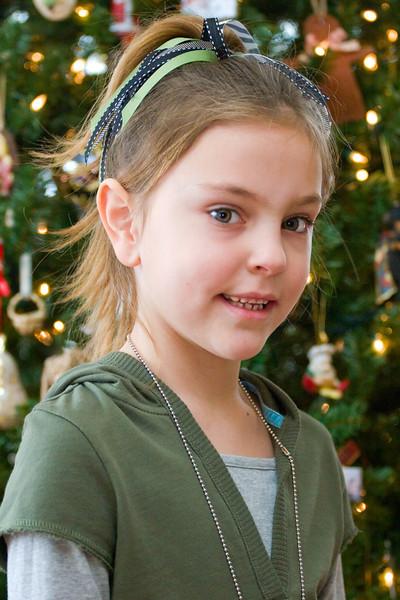 Claire - December, 2006