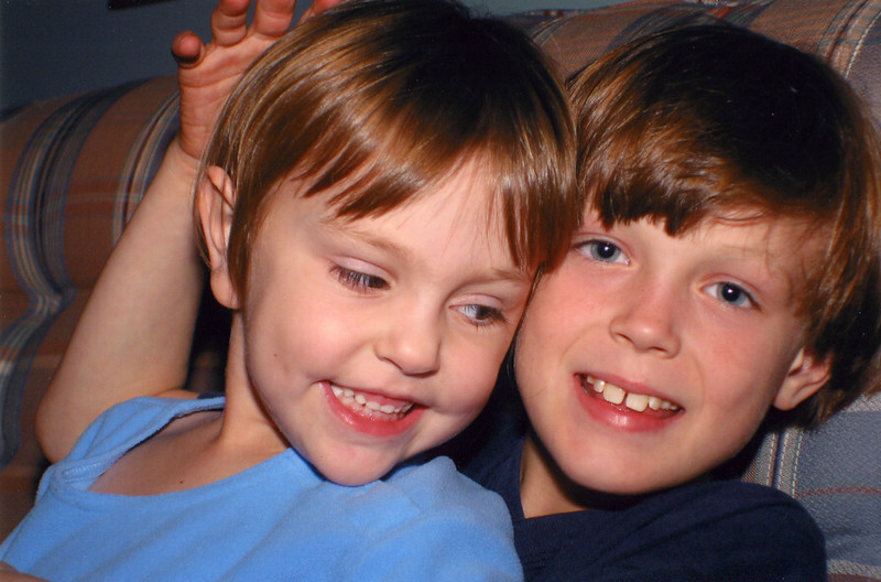 Claire and Jonah - 2002
