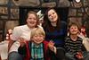 Zoe, Claire, Patrick & Noah