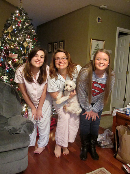 Claire, Erin & Zoe