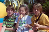 Myers, Claire and Brady<br /> DisneyWorld: March, 2007