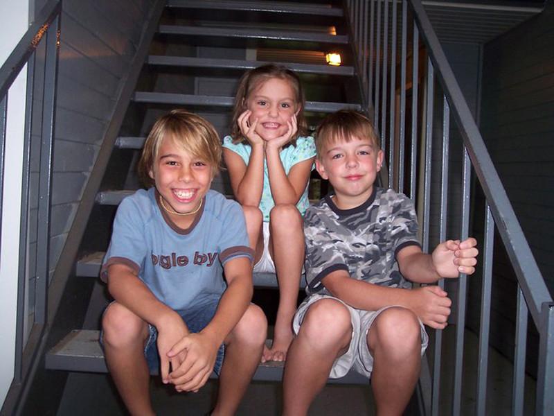 Brady, Myers, Claire