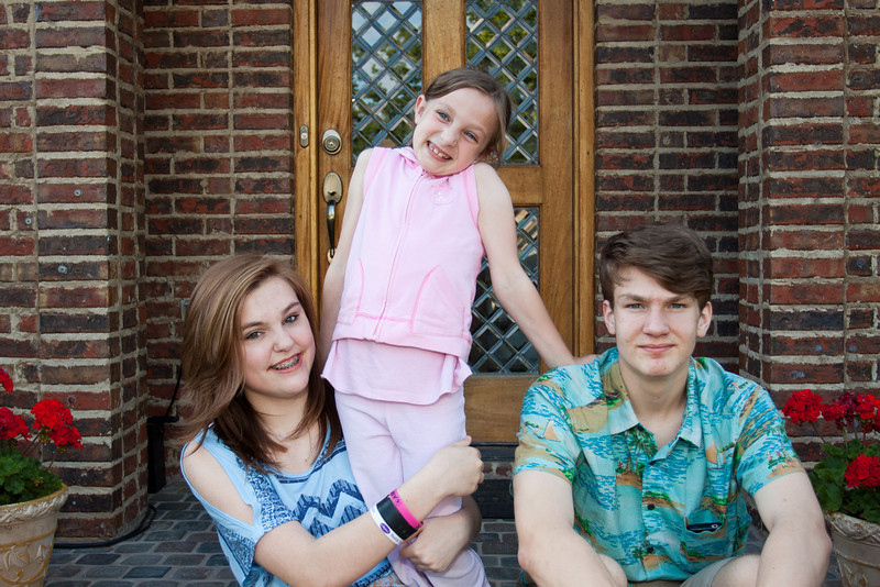 Claire, JC & Benjie<br /> June 2013