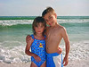 Claire and Brady - 2004