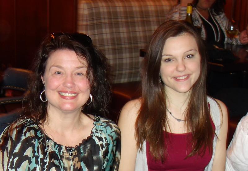 Erin & Claire