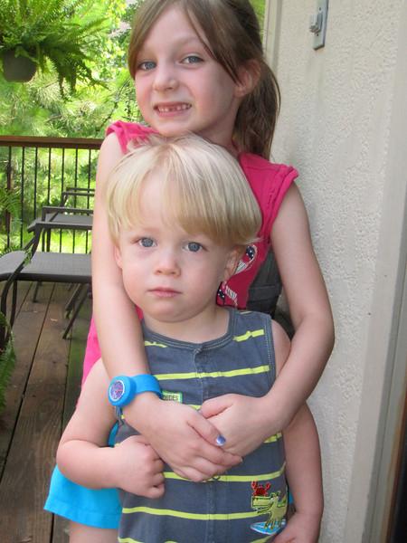 JC & Patrick - August 2012