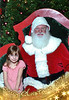 Christmas 2011<br /> JC declined to sit on Santa's lap
