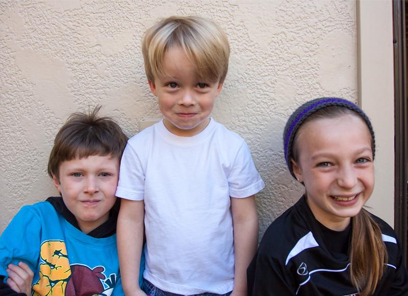 Noah, Patrick & JC