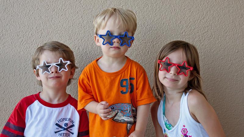 Noah, Patrick & JC - June 2012