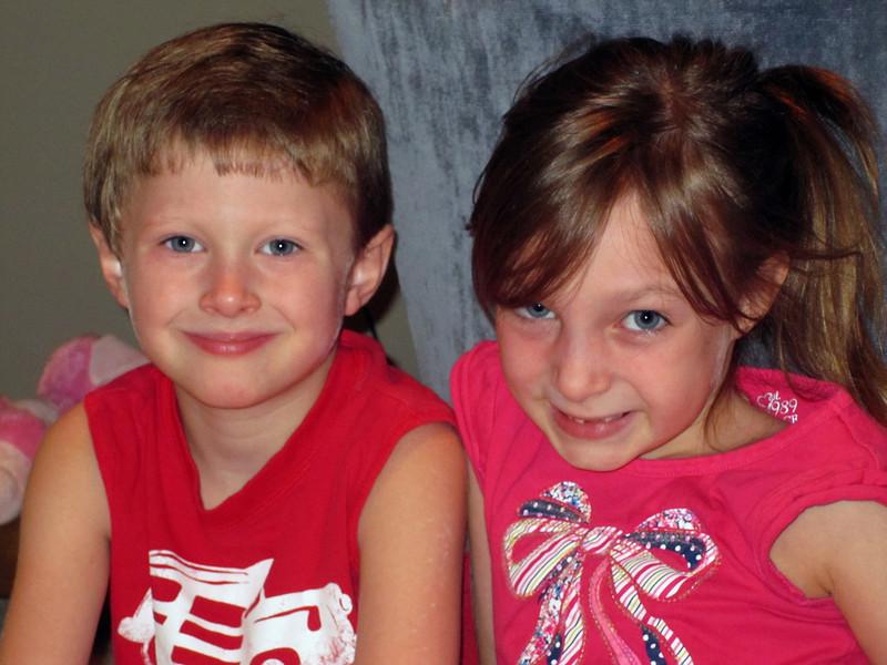 Noah & JC - August 2012