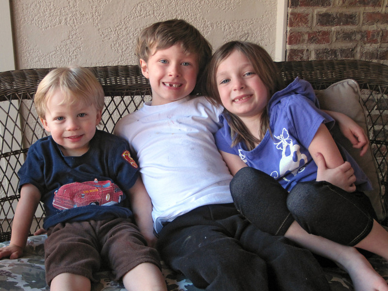 Patrick, Noah & JC - November 2012