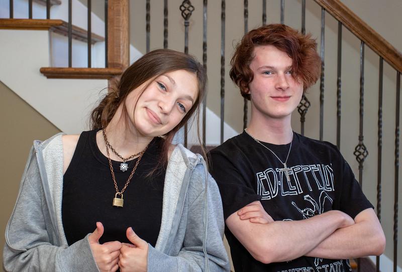 JC & Noah