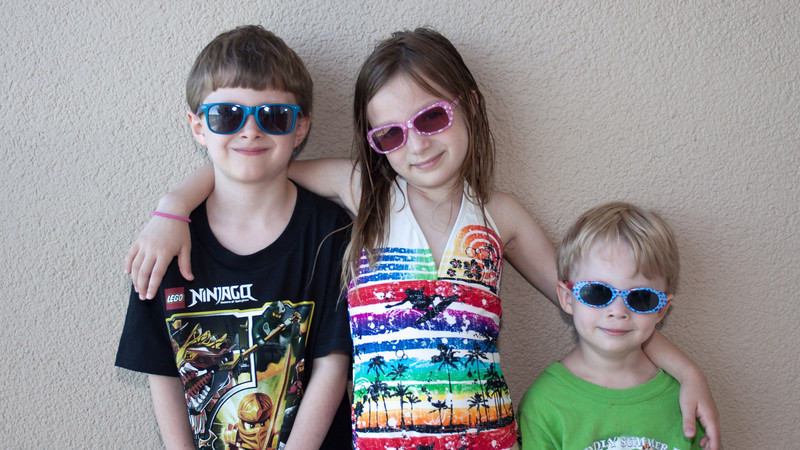 Noah, JC & Patrick<br /> June 2013