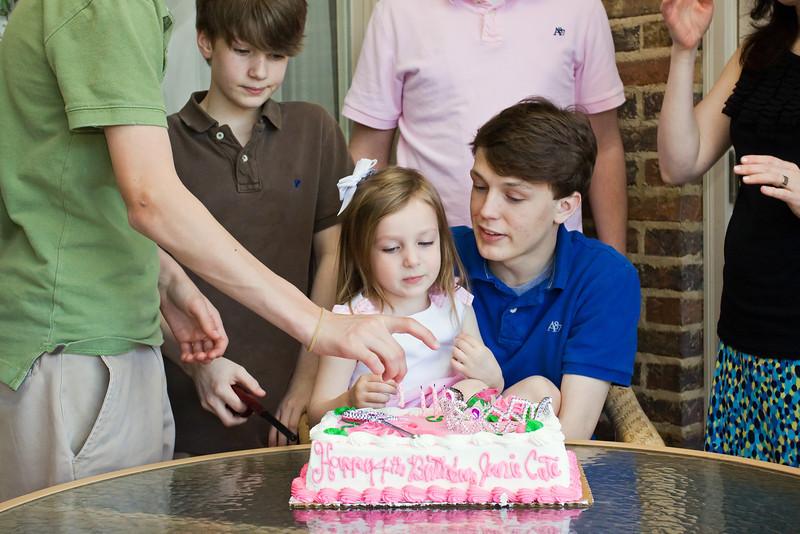 JC's Birthday - 2010
