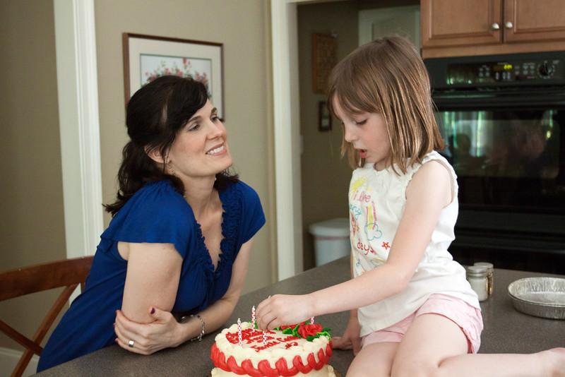 Ann & JC's Birthday Celebration - April 2012