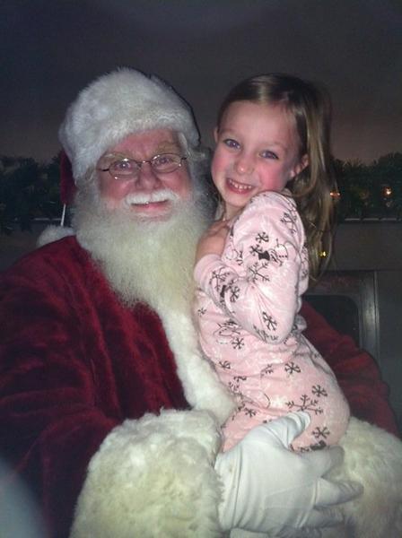 JC & Santa