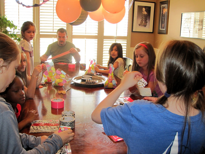 JC's 8th Birthday Party