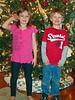 JC and Noah<br /> Christmas 2011