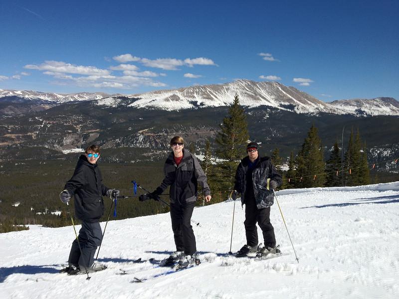 Jonah, Seth & Brady<br /> Breckenridge Ski Trip - March 2012