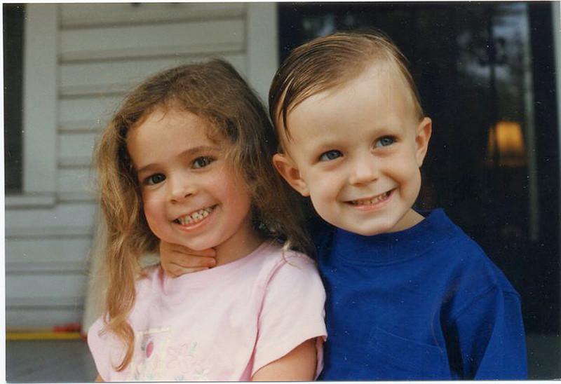 Jonah & Sarah<br /> 1996