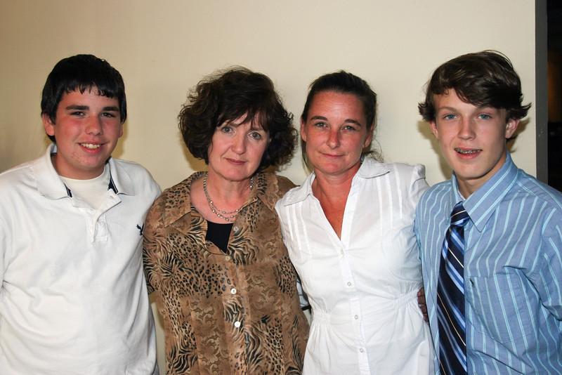 Joseph, Janie, Tammy & Jonah