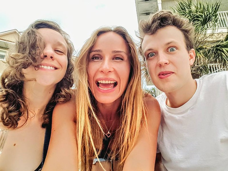 Mia, Mia's StepMother & Jonah