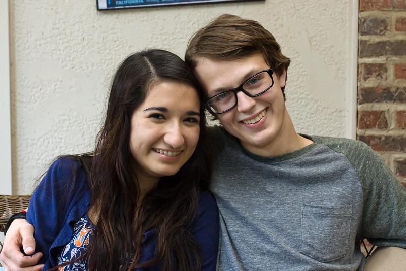 Jonah and Melissa - September 11, 2011