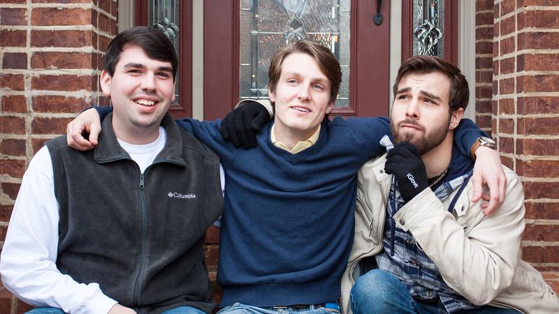 Joseph, Seth & Brady