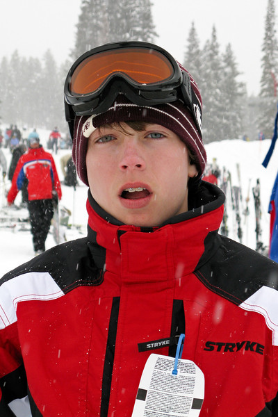 Jonah - Breckenridge: March, 2008