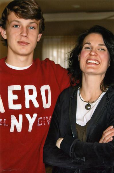 Ann and Jonah - 2009