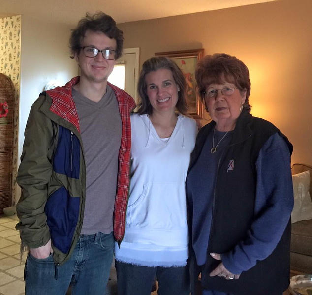 Jonah, Ann & Judy