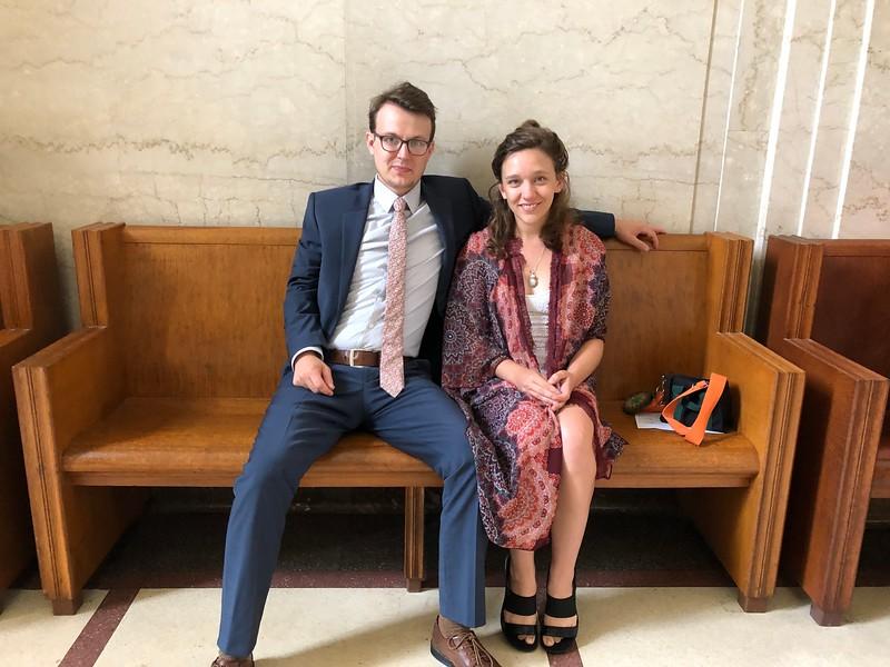 Jonah & Mia Marriage