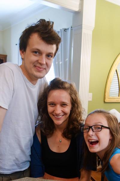 Jonah, Mia & JC