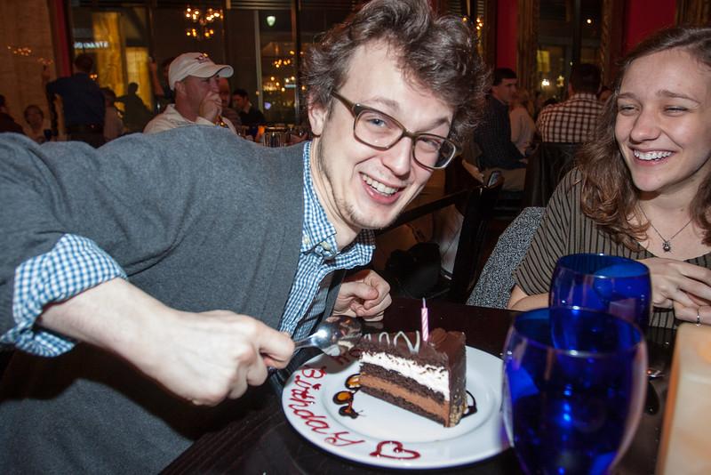 Jonah's Birthday