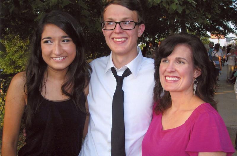 Melanie, Jonah and Ann - 2011