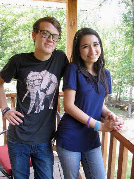 Jonah & Melanie<br /> 2011