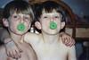 Jonah and Seth - 2001