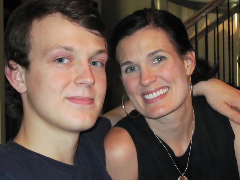 Jonah & Ann - June 2012