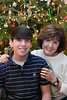 Joseph and Mimi<br /> Christmas, 2009