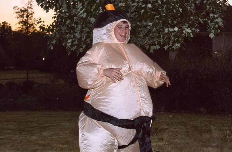 Joseph - Halloween: 2008