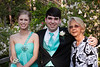 Joseph & Hanna (and Hanna's Mimi)<br /> Prom Pictures - March 31, 2012