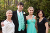Joseph & Hanna (+ Hanna's mom and Ann)<br /> Prom Pictures - March 31, 2012