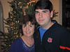 Mimi and Joseph<br /> Christmas 2011