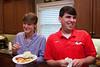 Joseph's birthday celebration (with Seth)<br /> June 2012